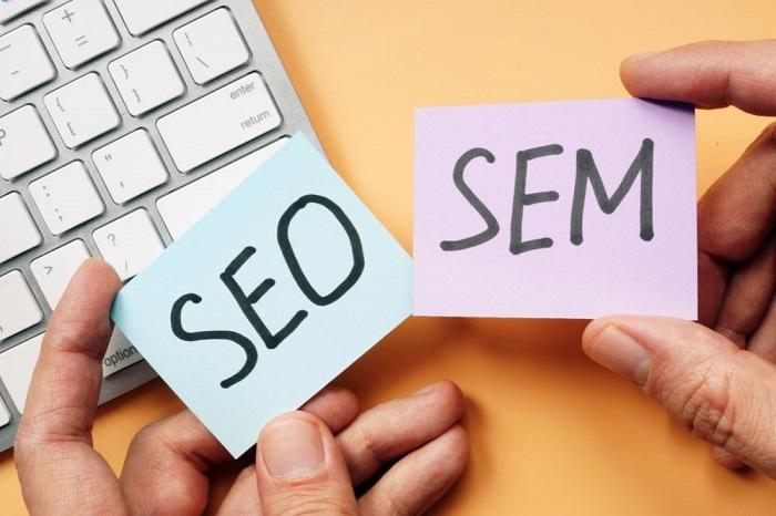 นักการตลาดออนไลน์ต้องรู้ SEO และ SEM ต่างกันอย่างไร และควรเลือกวิธีไหนดี